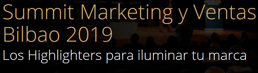 SUMMIT MARKETING Y VENTAS BILBAO 2019